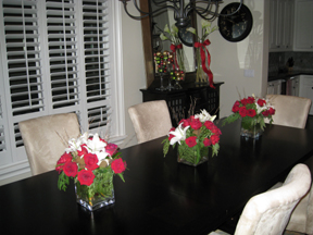 More Christmas Flowers