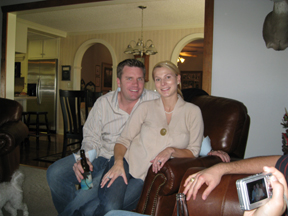Scott and Mandy -xmas07